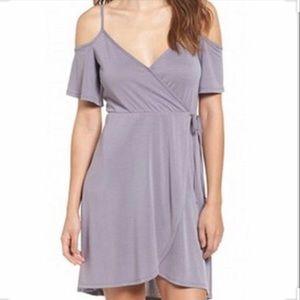 Socialite Wrap Dress